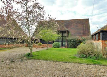 5 bed property for sale in The Barn, Bells Forstal, Throwley, Nr Faversham, Kent ME13