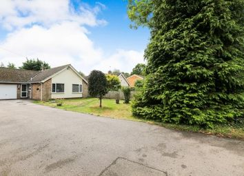 2 bed bungalow for sale in High Road, Broom, Biggleswade, Bedfordshire SG18