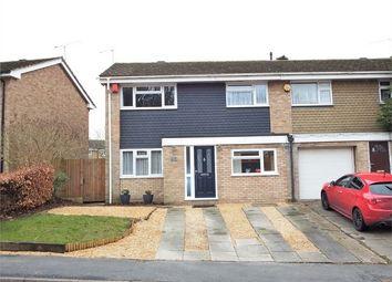 Sandy Lane, Farnborough, Hampshire GU14. 3 bed semi-detached house for sale