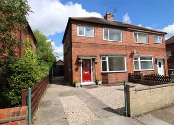Thumbnail 3 bed semi-detached house for sale in Danum Road, York