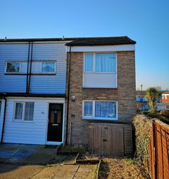 Thumbnail 3 bed end terrace house for sale in Orkney Close, Southampton