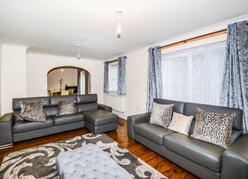 Thumbnail 5 bed detached house for sale in Bridgemere Close, Leicester