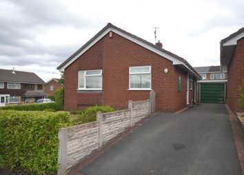 Thumbnail 2 bed detached bungalow for sale in Manifold Close, Silverdale, Newcastle-Under-Lyme