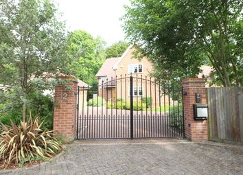 Thumbnail 4 bed detached house to rent in Drays Lane, Rotherfield Peppard, Henley-On-Thames