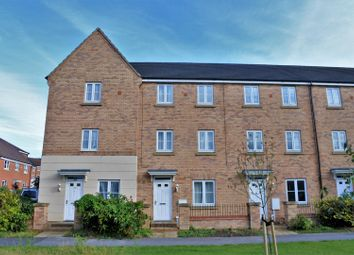 Thumbnail 4 bed town house for sale in Tissington Road, Grantham