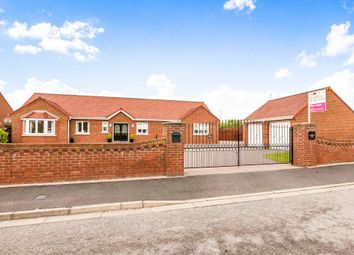 Thumbnail 4 bed detached bungalow for sale in Worset Lane, Hartlepool