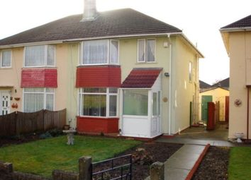 Thumbnail 3 bed semi-detached house for sale in Brewers Lane, Gosport