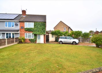 Thumbnail 2 bed semi-detached house to rent in Smillie Road, Rossington, Doncaster