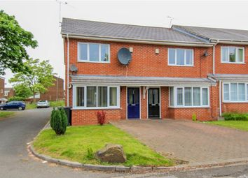 Thumbnail End terrace house for sale in Eskbank, Skelmersdale