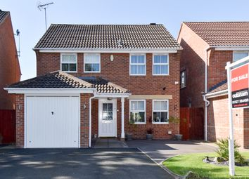 Thumbnail 3 bed detached house for sale in Great Hockings Lane, Webheath, Redditch