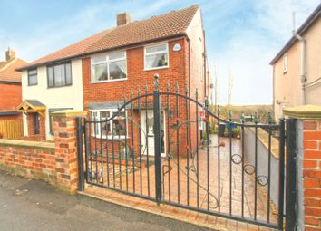 3 bed semi-detached house for sale in Handley Road, New Whittington, Chesterfield S43