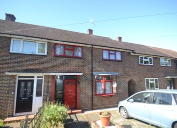 Thumbnail 3 bed terraced house for sale in Petersfield Avenue, Romford