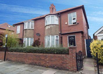Thumbnail 4 bed semi-detached house to rent in Grosvenor Road, Jesmond, Jesmond, Tyne And Wear