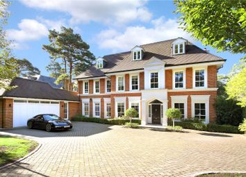 Abbots Drive, Virginia Water, Surrey GU25. 6 bed detached house for sale