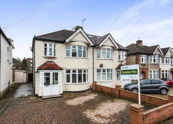 Thumbnail 3 bed semi-detached house for sale in Worcester Park, Surrey, .