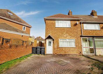 3 bed end terrace house for sale in Rockingham Road, Birmingham, West Midlands B25