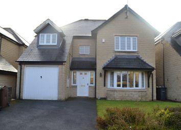 Thumbnail 4 bed detached house for sale in Glenholme Park, Clayton, Bradford