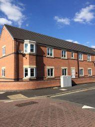 Thumbnail 2 bed flat for sale in Handel Street, Derby