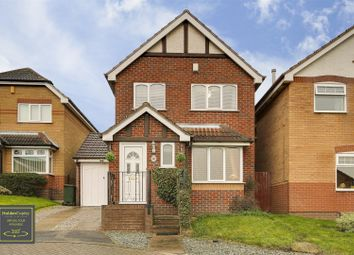 3 bed detached house for sale in Moss Close, Arnold, Nottinghamshire NG5