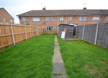 Thumbnail 3 bed terraced house to rent in Montgomery Avenue, Lowestoft, Suffolk