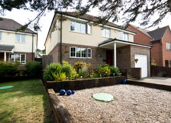 Thumbnail 5 bed detached house for sale in Franklin Road, North Fambridge, Chelmsford