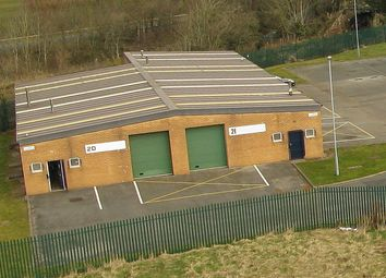 Thumbnail Light industrial to let in Unit 2D, Western Bank Industrial Estate, Wigton