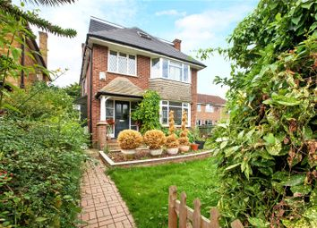 Thumbnail 4 bedroom detached house for sale in Forlease Close, Maidenhead, Berkshire