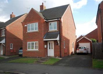 Thumbnail 3 bed detached house for sale in Piccard Drive, Spalding