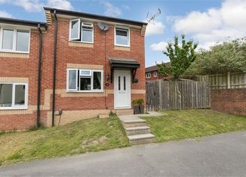 3 bed semi-detached house for sale in Naseby Drive, Heathfield, Newton Abbot, Devon. TQ12