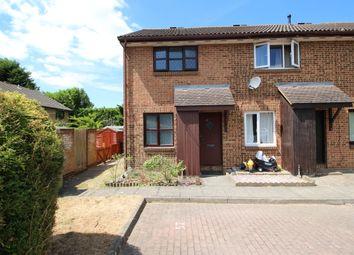 Thumbnail 2 bed end terrace house for sale in Celandine Avenue, Locks Heath, Southampton