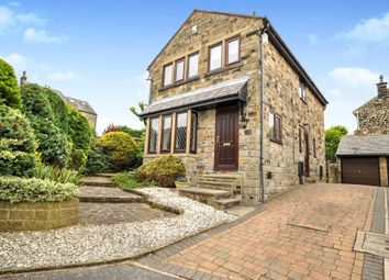 Thumbnail 3 bed detached house for sale in Chaddlewood Close, Horsforth, Leeds