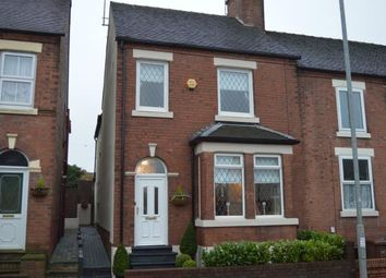 Thumbnail 3 bed semi-detached house for sale in Armitage Road, Rugeley, Staffordshire