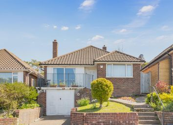 Thumbnail 2 bed detached bungalow for sale in Overhill Way, Brighton