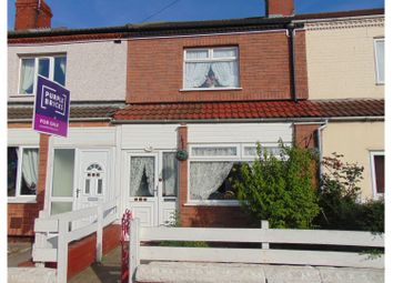 Thumbnail 3 bed terraced house for sale in Toll Bar, Doncaster