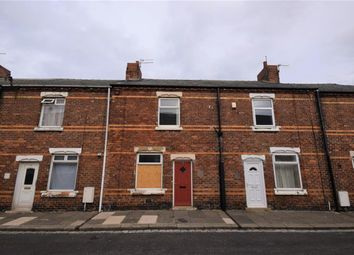 Thumbnail 2 bed terraced house for sale in Ninth Street, Horden, County Durham SR84Lz