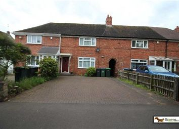 Thumbnail 3 bed terraced house for sale in Hollyhedge Road, West Bromwich