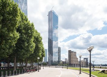 Landmark Pinnacle, Canary Wharf E14. Studio for sale          Just added