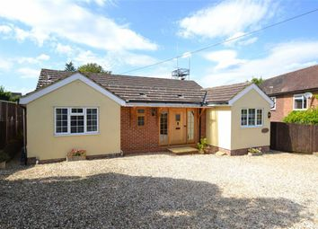 Thumbnail 3 bed detached bungalow for sale in The Dell, Kingsclere, Berkshire