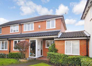 Thumbnail 2 bed terraced house to rent in Hazel Gardens, Sawbridgeworth