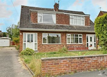 Thumbnail 3 bed semi-detached house to rent in Chesterton Close, Brimington, Chesterfield, Derbyshire