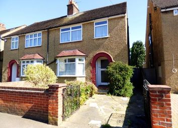 Thumbnail 3 bed semi-detached house for sale in Kelmscott Crescent, Watford, Hertfordshire