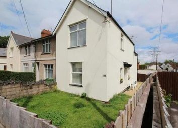Thumbnail 3 bedroom end terrace house for sale in New Road, Rumney, Cardiff, Caerdydd