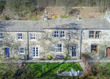 Thumbnail 2 bed cottage for sale in Upper Mill Row, East Morton, West Yorkshire