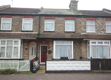 Thumbnail 2 bed terraced house for sale in Dudley Road, Clacton On Sea, Essex