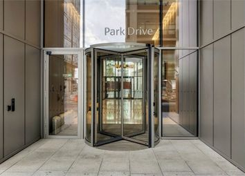 Thumbnail  Studio to rent in 10 Park Drive, Canary Wharf, London