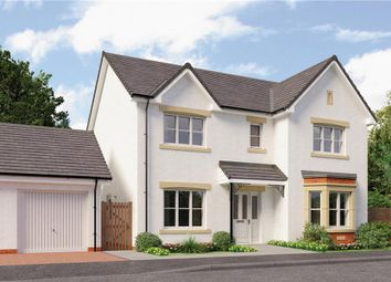 "Thumbnail 4 bed detached house for sale in ""Kennaway"" at Broomhouse Crescent, Uddingston, Glasgow"