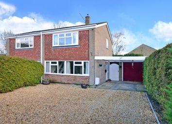 Thumbnail 3 bed semi-detached house for sale in Ashurst Road, Ash Vale, Aldershot