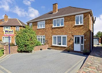 Thumbnail 3 bed semi-detached house for sale in Swanton Road, Erith, Kent