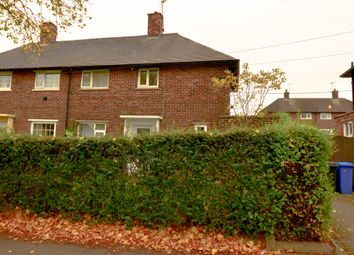 Thumbnail 2 bed semi-detached house to rent in Stradbroke Drive, Sheffield