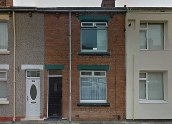 Thumbnail 2 bedroom terraced house to rent in Marleborough Street, Hartlepool